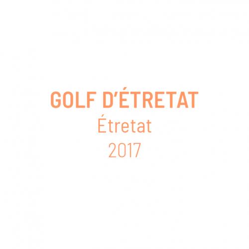 Golf d'Étretat