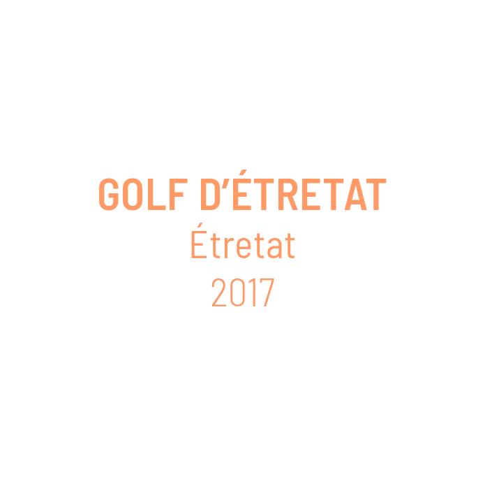 Creation De Site Internet Pour Golf En Normandie Golf D Etretat